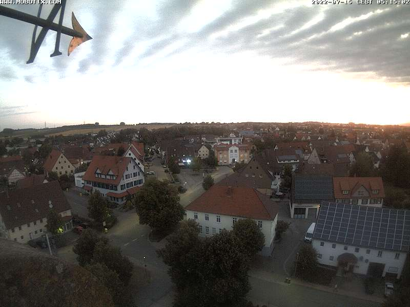 Webcam Tuningen